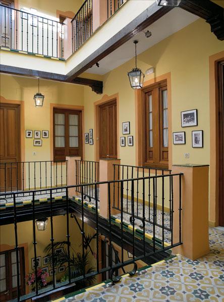 Photos of hotel la casa del maestro seville spain room services facilities official web - La casa del maestro ...