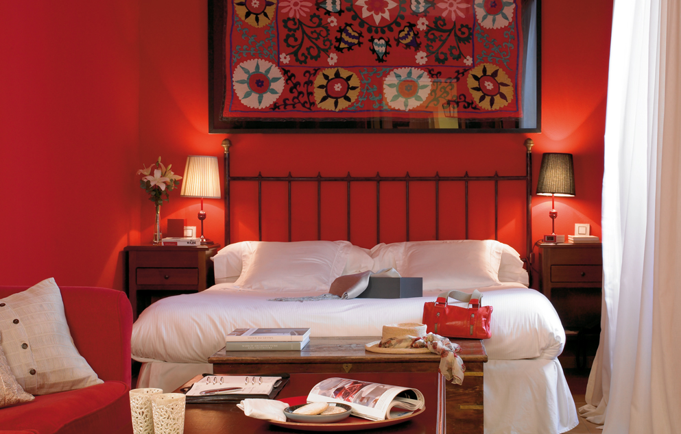 Hotel La Casa Del Maestro Seville Spain Rooms In The Center Of Seville Spain The Official Website